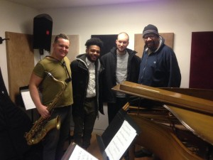 Bogdan Gumenyuk, Mark Whitfield, Sandy Eldred, Luis Perdomo