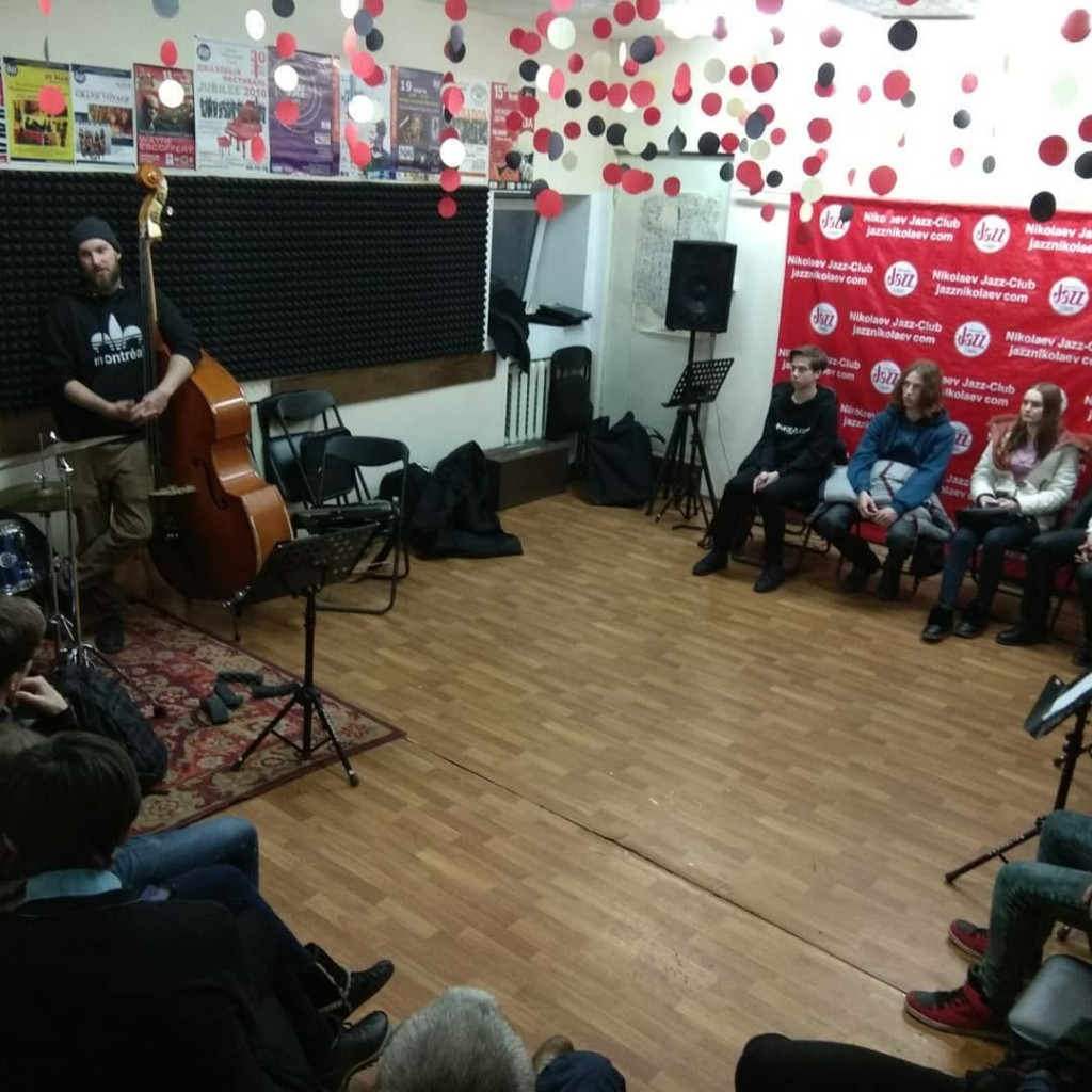 Masterclass In Mykolaiv